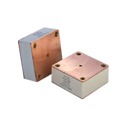 coduction cooled capacitor