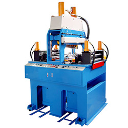 coil joint and welding machine