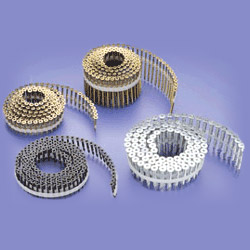 coil type screw