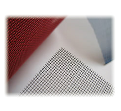 color coated wire cloth