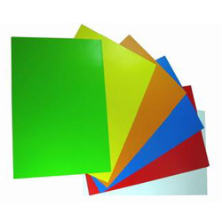 color magnet sheets