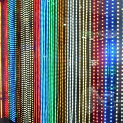 colorfull led flexible strips