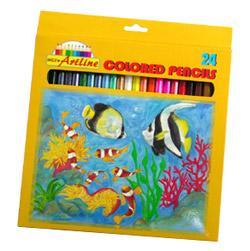 coloring pencils (back to school)
