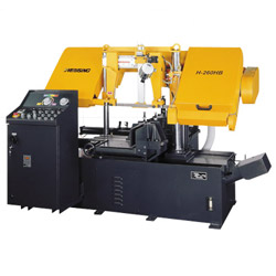 column type metal cutting band saws