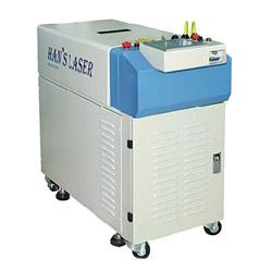 laser welder of optical communication connection components