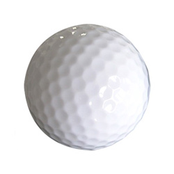 competition golf ball