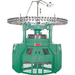 computerized double knit electronic jacguard machine