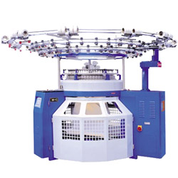 computerized single knit electronic jacguard machine series