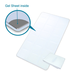 cooling topper for mattress