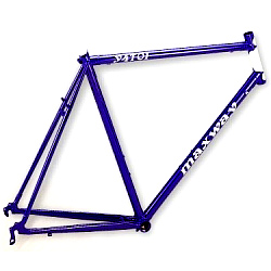 touring trekking bicycle frame