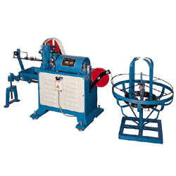standard type wire straightening cutting machine