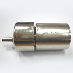 dc brush gear motor