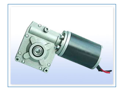dc golf trolley gear motor