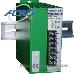 dc motor power supply