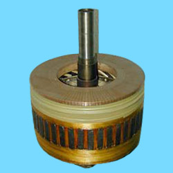 DC Motor Armature Flat Commutators