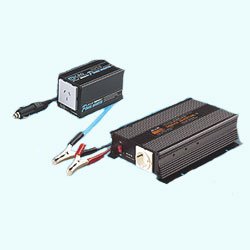 dc to ac inverter and dc to dc converter