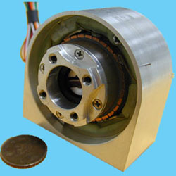 DC Torque Motors ( Potentiometers)