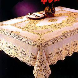 decorative lace topper