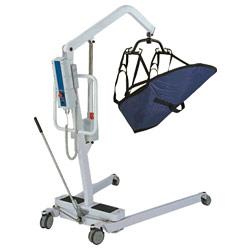 deluxe power patient lifts