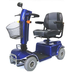 deluxe scooter
