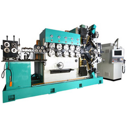 dh cnc spring machine