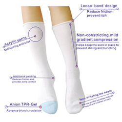 diabetic socks for sole cushion