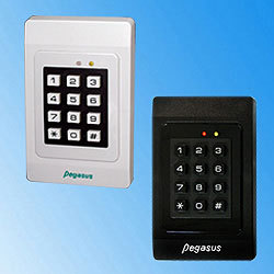 Digital Access Control Keypads (150 Door Codes)