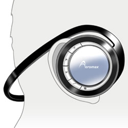 digital wireless stereo headphone