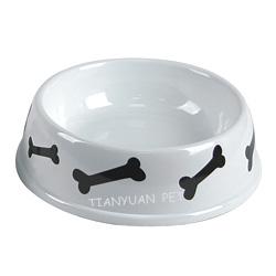 dog melamine bowls