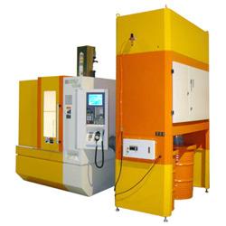double column high speed graphite machine center