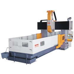 double column machine center