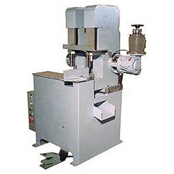 double corner cutting machines