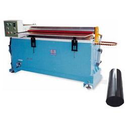 double roller type bending machine 01