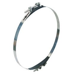 double screw heavy duty hose clamps
