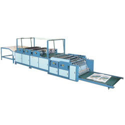 double side 2 6 color printing machine