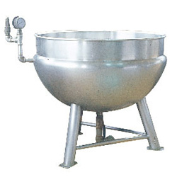 double steam boiler