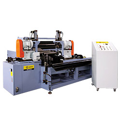 double tube end chamfering machines