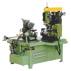 down tube double ends milling machines