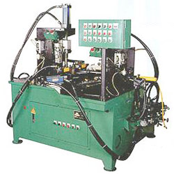 down tube double ends notching machines
