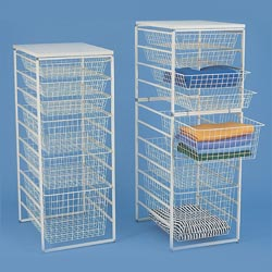 drawer shelving