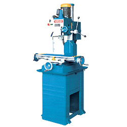 multi purpose qeared head drilling milling machines