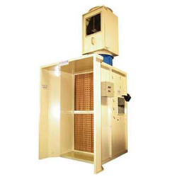 dry clearance dust machine