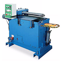 dual axle metal plate circle forming machines