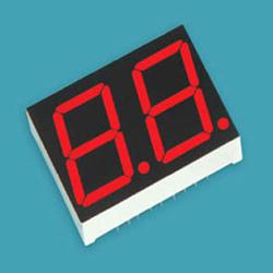 dual digit displays