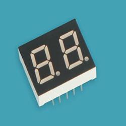dual digit led displays