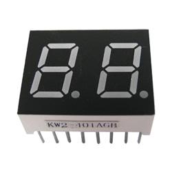 """0.40"""" dual digit numeric displays"""