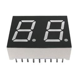"""0.50"""" dual digit numeric displays"""