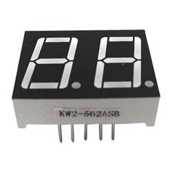 """0.56"""" dual digit numeric displays"""