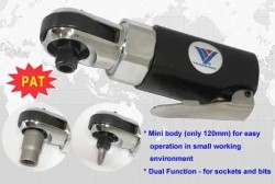 dual-function ratchet wrenches