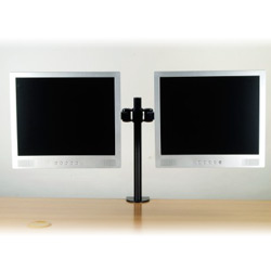 dual lcd screen arm